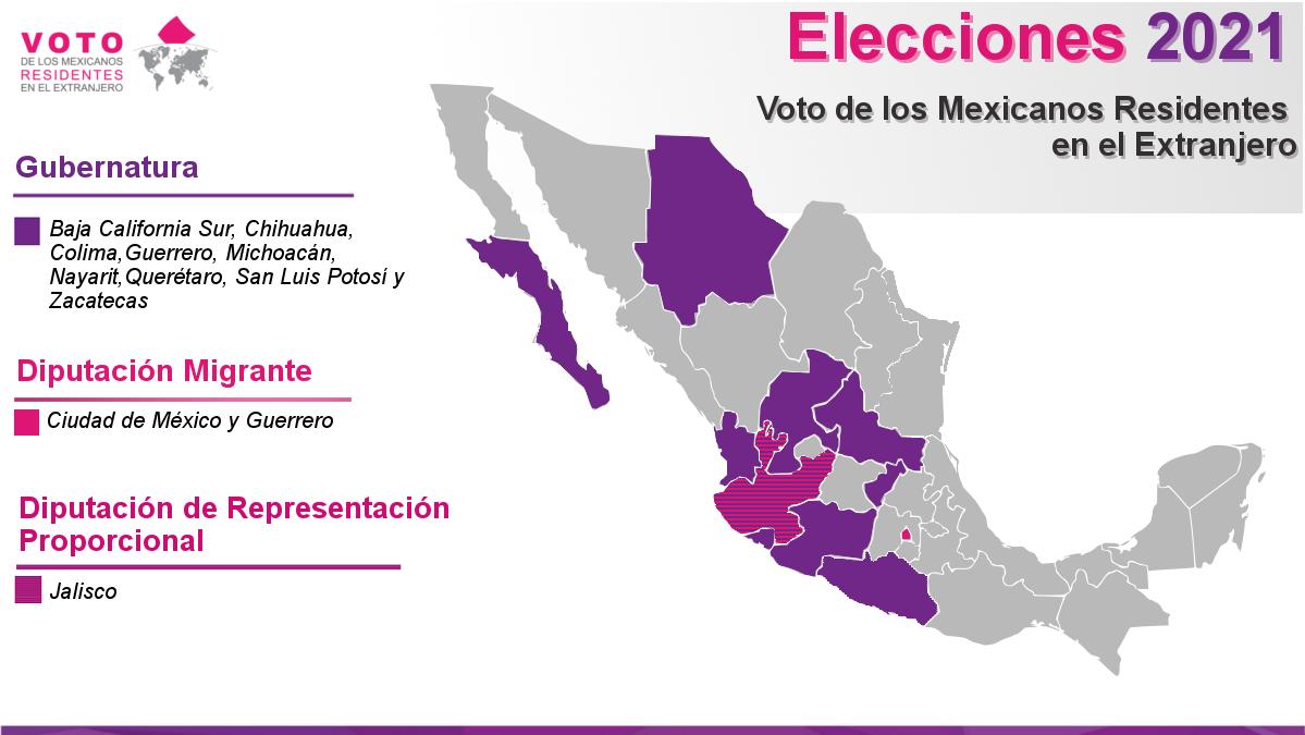 Calendario Elecciones 2020.Inicio Vmre
